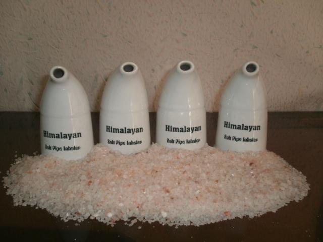 Salt Pipe Inhaler