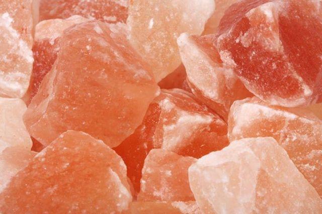 bath salt chunks